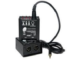 AUD5 – PC Audio DI Box (must be ordered with PA system)