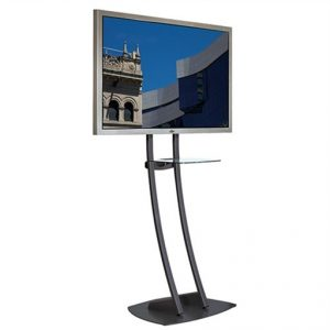 "FS2 – Deluxe Curved Stand (32"" – 40"")"