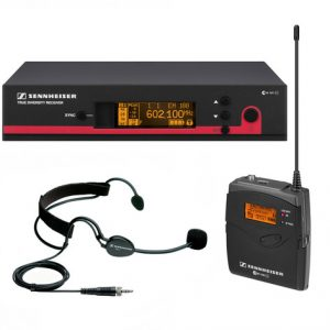 AUD3 – Headset Radio microphone kit (must be ordered with PA system)
